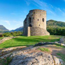 Snowdonia, o segundo maior parque nacional da Inglaterra e do País de Gales