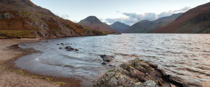 Wast Water: o lago mais profundo da Inglaterra