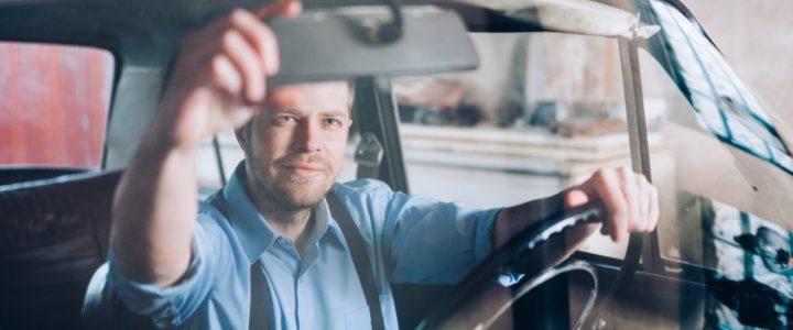 Uma boa dica para quem vai dirigir no trânsito de mão-inglesa pela primeira vez